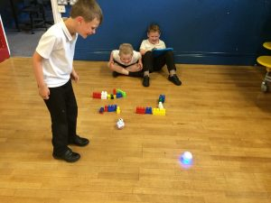computing with sphero